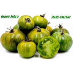 Sementes De Tomate Verde Zebra