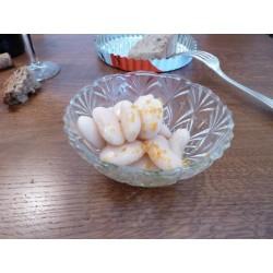 Riesige weiße Limabohne Samen