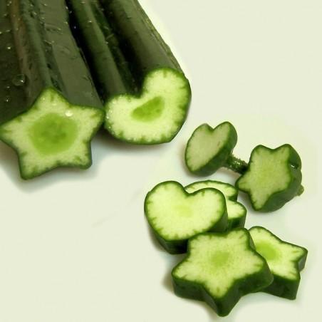 Kalup za Voce i Povrce , Oblik Zvezde, Promenite oblik voca