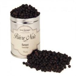 Schwarzer Pfeffer Kampot - feinste Aroma