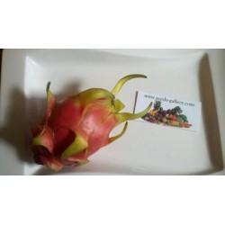 Σπόροι pitaya εξωτικό φρούτο του δράκου