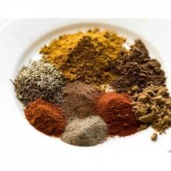Tempero de churrasco Africano