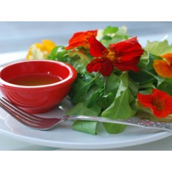 Semillas de Capuchina, Taco de reina - comestible 2 - 2
