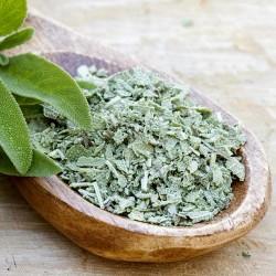 Garden sage spice (Salvia...