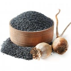 1000 à 5000 Graines de Pavot somnifère ou Pavot à opium 2.5 - 1