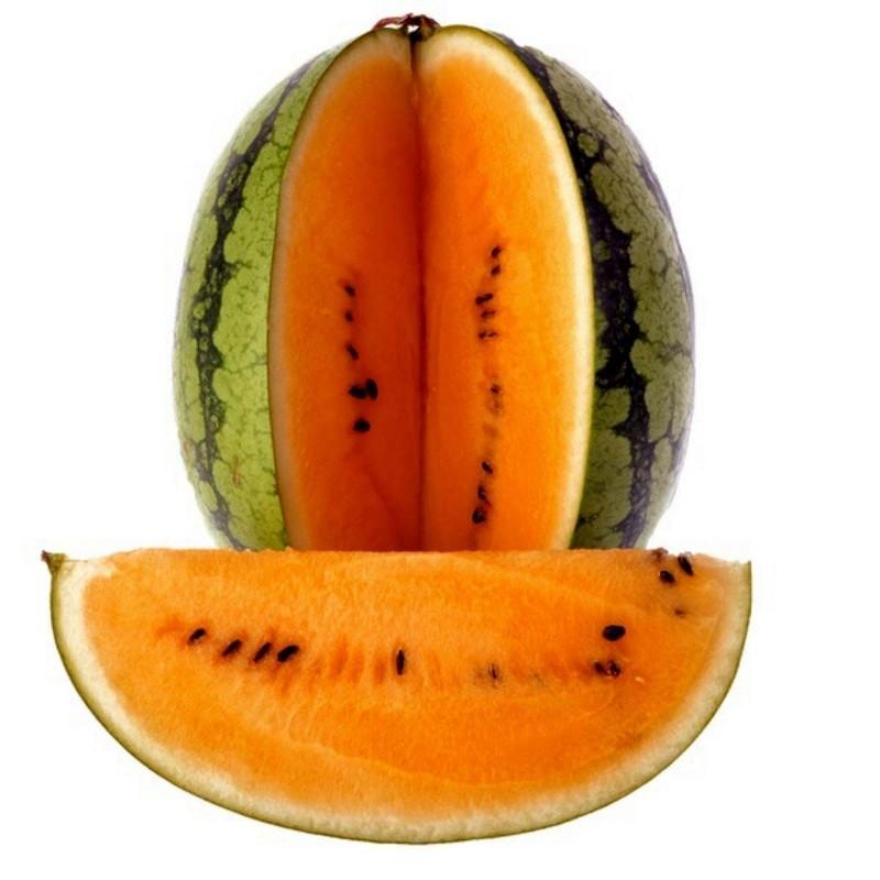 "Semillas de Sandia Naranja ""Tendersweet"" 1.95 - 3"