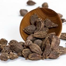 Кардамо́н настоя́щий черный семена (Elettária cardamómum) 1.95 - 1