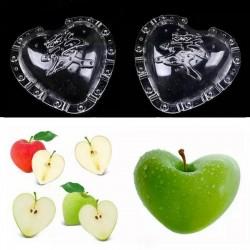 Die Form für Früchte in Form von Herz, Birne, Zuckermelone... 15 - 3