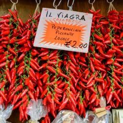 Italienische PEPERONCINI Chili Samen 1.55 - 1