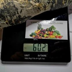 Sementes de Cenoura Gigante Purple Dragon 1.55 - 3