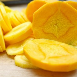 Giant Yellow Carrot Seeds 1.5 - 6