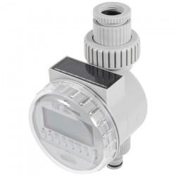 Irrigation automatique rechargeable automatique de minuterie d'affichage à cristaux liquides solaire 39.95 - 20