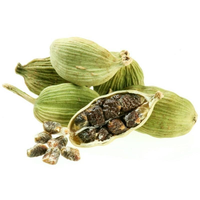 Semillas de CARDAMOMO verde 1.95 - 1