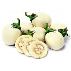 Graines de Aubergine plante à oeuf (Solanum Melongena) 1.85 - 1