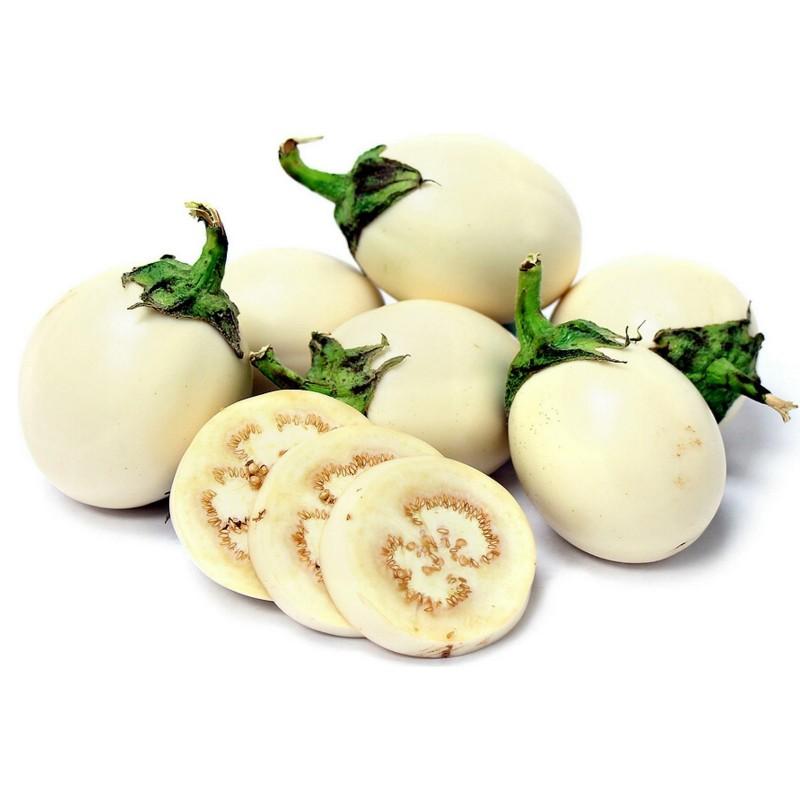 Σπόροι Solanum melongena Golden Eggs 1.85 - 1