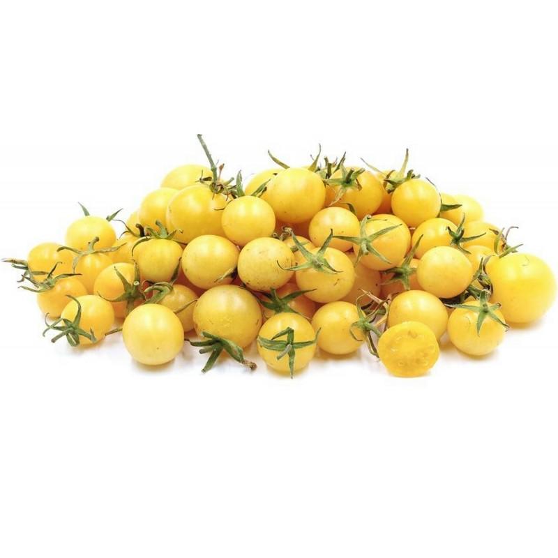 Semillas de tomate Cereza Blanco (Snow White Cherry) Seeds Gallery - 3